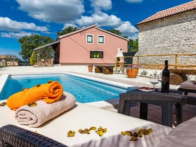 Photo for The lovely house with private pool and large yard