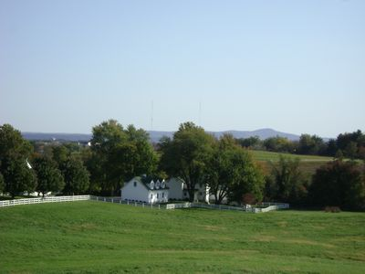 Photo for Beautiful Historic Farmhouse, Pond and Spectacular Views. Cozy, Spacious 4400