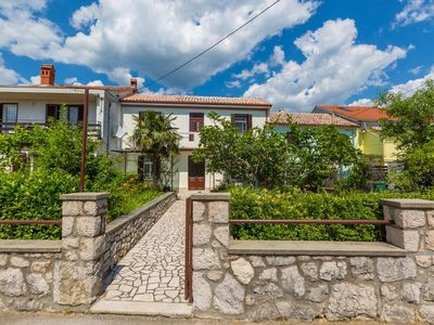 Photo for p This cozy holiday home is located in Jadranovo and is only...