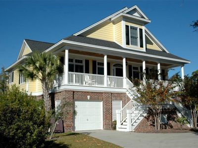 Photo for Tranquil Beach House Conveniently Located Near the Ocean