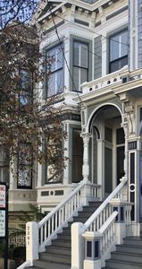 Photo for Gorgeous Furnished Victorian House in Prime Pacific Heights