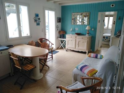 Photo for Small house close to the port and downtown Pornichet