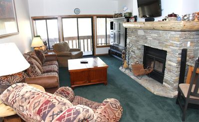 Photo for Updated 2 Bed Plus Loft At the Lifts Of Canyon Lodge!!! Snowbird Condos Unit 204