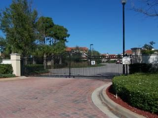 The Estates at Stuart is a gated community.