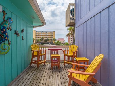 Photo for 2 Bedroom, Across the street from the beach! & Pet-Friendly!