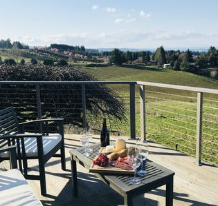 Photo for Wine country with views