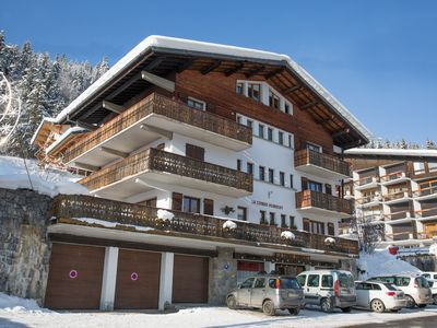 Photo for FABULOUS DUPLEX APARTMENT IN THE HEART OF MORZINE/PORTES DU SOLIEL