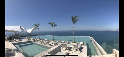 Photo for 7A INDAH by Sayan, best newest In Vallarta, 3.500sqft 4 bedrooms. Best building