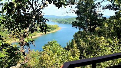 Photo for Table Rock Vista, Lake / White River View, 1/2 mi. to Marina, Golf, WiFi, Cable, Trailer Parking