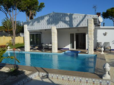 "Photo for Casa ""El Pinar"", family friendly house with private garden and private pool"