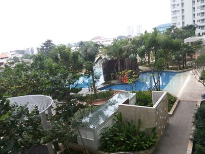 Photo for Apartment for Rent: Metropark Residence, 2BR, Fully Furnished, Beach concept