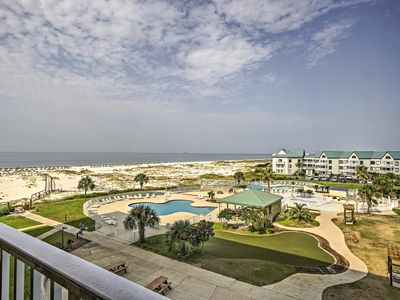 Photo for Gulf Highlands Getaway w/ 7 Pools & Beach Access!