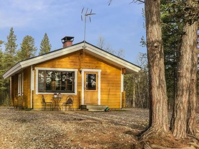 Photo for Vacation home Revontulen tupa 2  in Inari, Lappi - 3 persons, 1 bedroom