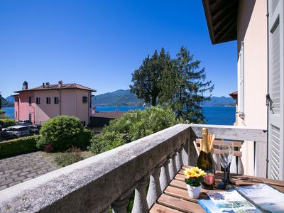 Photo for Casa Al Prato Apt. G, Varenna, Italy