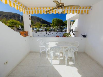 Photo for Apartment Paloma Beach with terrace, pool, close to the sea, free-wifi,dishwashe