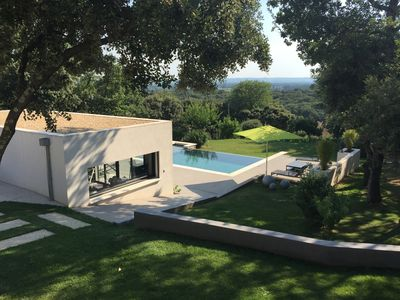 Photo for Dependence of villa with swimming pool in the south of France