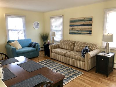 Photo for Perfectly Located Bright Water Street Condo