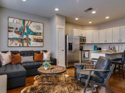 Photo for Modern Stylish Condo, Walk to Parthenon, Phillips Place Unit #4