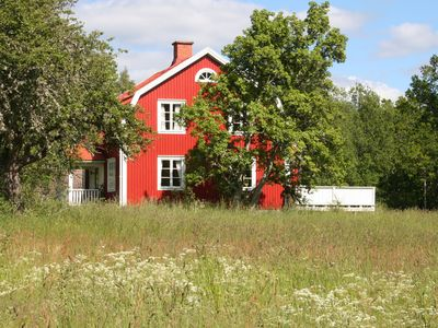 Nice, very cozy house, Grst. approx. 14. 000 m2, house 130 m2, near the lake