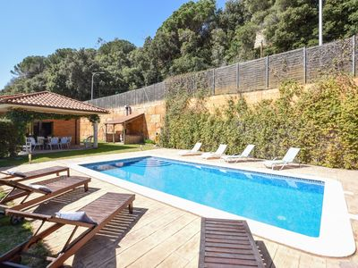 Photo for Club Villamar - Precious holiday home with a nice exterior with private pool, barbecue area and n...