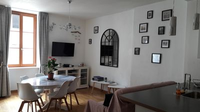 Photo for COSY APARTMENT CITY CENTRE ANNECY