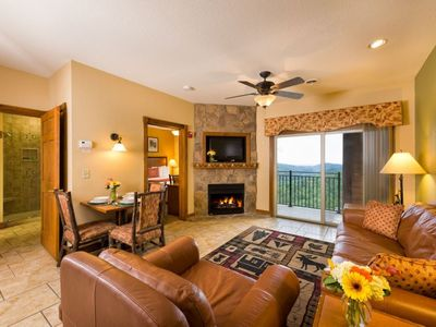 Photo for One Bedroom Cabin -Westgate Smoky Mountain Resort