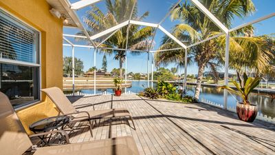 Photo for Gorgeous and Spacious -A little corner of paradise - Villa Courtney - Cape Coral