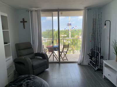 Photo for Beautiful Modern Studio, recently remodeled, new to the rental market-Summer Sea