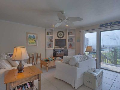 Photo for BEAUTIFULLY DECORATED townhome, overlooking the pool.