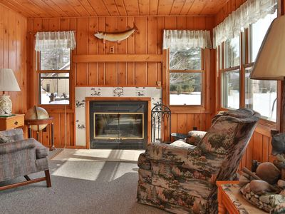Photo for Dakota - Hiller Vacation Homes - Sister Cabin to Mohawk - Big Saint Lake