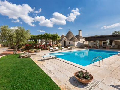 Photo for 950 Trullo with Pool in Alberobello
