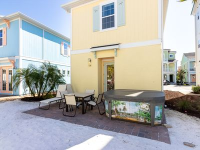 Photo for Margaritaville Resort Orlando - 2 bedroom/2.5 bath cottage - 3070 Pirate Way