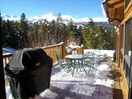 View from Deck during Winter