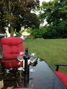 Photo for Heart of Niagara's Wine country in the famous town of Port Dalhousie