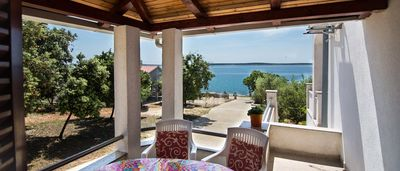 Photo for Apartment UGA  A4 -  Sanja(3+1)  - Mandre, Island Pag, Croatia