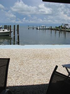 Photo for Fish, Dive, Relax on the  Florida Bay with Boat Slip.
