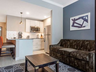 Photo for 1bed/1bath fully equipped condo on King St.!  Sleeps up to 4!