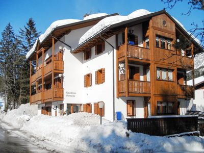 Photo for Apartment Residence Hermine I (BOC304) in Borca di Cadore - 4 persons, 1 bedrooms