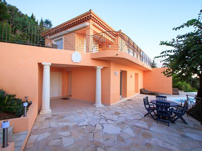 Photo for EXCEPTIONAL SEA VIEW / THEOULE / LE TRAYAS