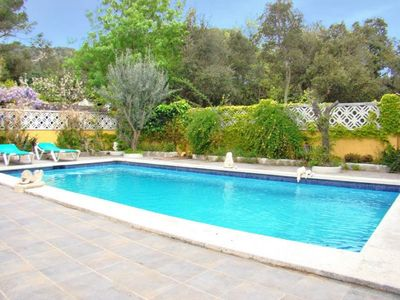 Photo for Club Villamar - Lovely villa, with private pool, garage and terrace