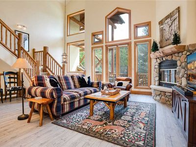 X2745 by Mountain Resorts: Lovely home*10 min walk to Mtn Village*Amazing views towards the MTN
