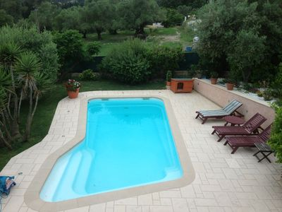 Photo for rent villa in Mougins for 6 people
