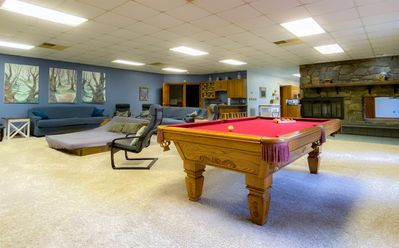 Photo for Spacious and Secluded Smoky Mountain Retreat @ The Hive Lodge
