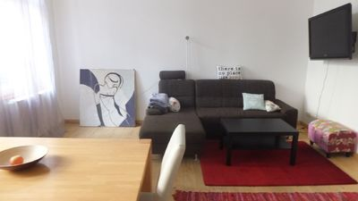 Photo for Nice City Apartment in Weissensee / Prenzlauer Berg