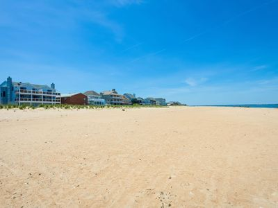 Photo for Dune Cottage Ocean Suite (2-Bd/2-Bth Beach Condo)