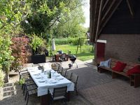 We have with our family spent a nice weekend . It is a nice accommodation in a b ...