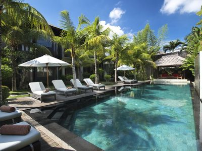 Photo for Extravagant Luxury 6 Bedroom Villa, Central Seminyak