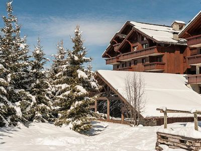Photo for Residence Les Fermes de Meribel - Maeva Individual - 3 room apartment for 5 people Selection