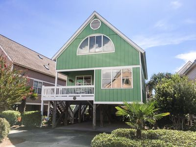 Photo for Airy 3BR Beach Home w/ Spacious Yard, Patio & Shared Pool