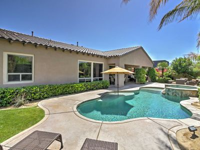 Photo for Luxury Home w/Pool - 10 Mins to La Quinta Old Town